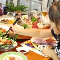 【食事風景】