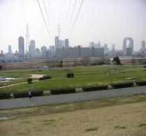 付近『淀川河川敷』