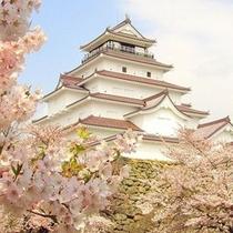 *【鶴ヶ城(赤瓦)】大河ドラマ「八重の桜」の放送で話題の『会津鶴ヶ城』。