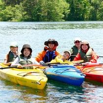 *【カヌー体験】大人から子供まで、幅広く楽しめる夏のアクティビティです♪