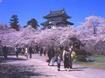 弘前城(イメージ)