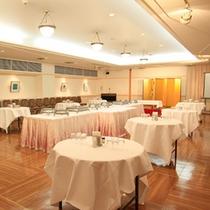 ■多目的に使用できる宴会場・会議室(2F)