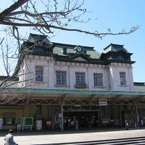 ●国の重要文化財「門司港駅」