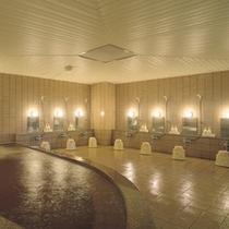 モール温泉大浴場④