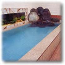 本館和陽館の大浴場