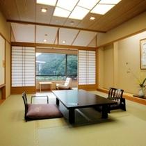 新館「花見亭」 客室(和室12畳)