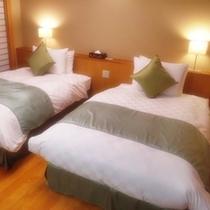 花見亭和洋室ベッドルーム2