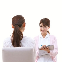 健康チェック&カウンセリング