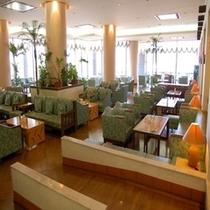 1階ラウンジ カーレント(9:00〜21:00)