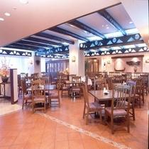 1階レストラン「サンタフェ」