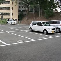 出し入れ自由 大型車向け平地駐車場