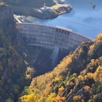 【豊平峡ダム】-ダム100選に選ばれた美しいダム-