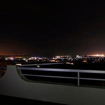屋上・テラスからの夜景