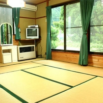 *【和室12畳(一例)】ゆったりとした和室。足を伸ばしてお寛ぎください!