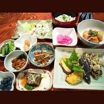 *【女将特製の田舎料理】山里料理ならではのおふくろの味をお楽しみ下さい!