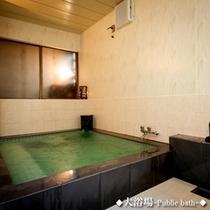 【大浴場-男性専用-】