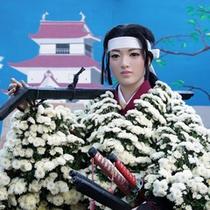 *二本松の菊人形