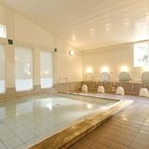 【new】ホテルの大浴場です。