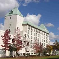 秋のブルーリッジホテル