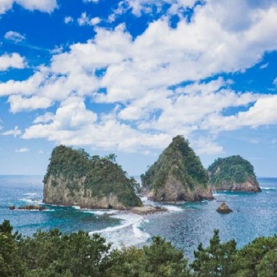 三四郎島 写真提供:楽天トラベル