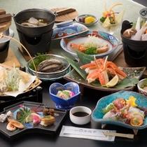 【華海膳】三河湾の海の恵みを使ったボリュームのあるお料理です