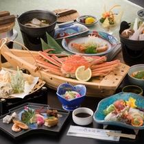 【雅膳】豪華食材が勢揃いの当館の最上級料理です。