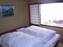 山小屋のお部屋
