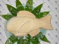 鯛の塩釜焼