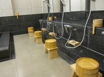 大浴場(男湯)シャワー