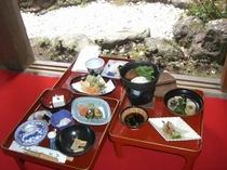 精進料理(冬)