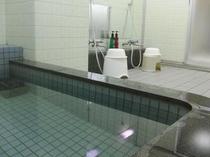ラジウム温泉浴場
