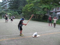 サッカーコート 3