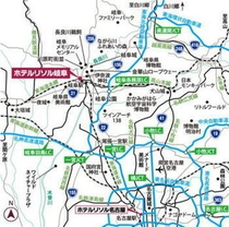 地図(広域)
