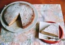 手作り栗のバターケーキ