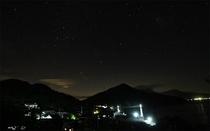 小豆島の星空
