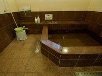 御影石のお風呂