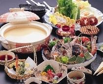 津和野郷土料理 酒蔵鍋