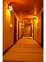 客室フロアー・廊下