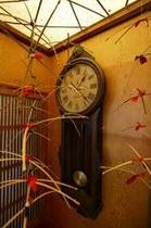 わた屋古時計