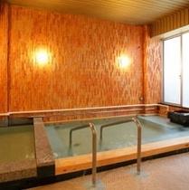 地下1階男性大浴場