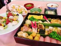 宴会料理(花見弁当風オードブル)