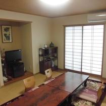 【和室10畳+7畳】ご家族やグループでのご利用におすすめです