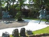 【須磨寺】源平ゆかりの地。