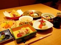 【赤石】食事イメージ