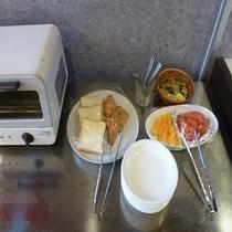 パン・デザートコーナー