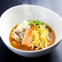 鶏飯/カレー風味