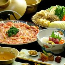 地鶏鍋(味つけ出汁)