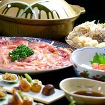 地鶏鍋(ポン酢)