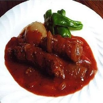 牛肉の野菜巻き