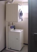 ★コインランドリー★連泊のお客様にもうれしい設備を多数揃えております